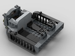SW Imperial Cargo Speeder #3 (CommanderJonny1) Tags: starwars speeder lego