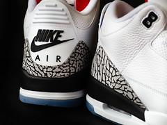 Air Jordan 3 White Cement (Ortzi Omeñaka) Tags: airjordan airjordan3 airjordan3freethrowline airjordan3whitecement airjordansneakers og retro andoáin guipúzcoa españa es