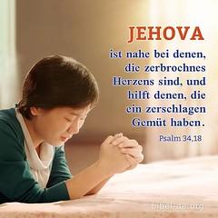 Psalm 34,18 (bibel online) Tags: heiligergeist glauben retter daslamm gottliebt mich gnade biblestudy songsofpraise anbetung zeugnis weisheit anmut bibel evangelium predigen herr christus gott jesus