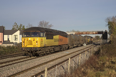 56078IMG_0518 (85a Rail pictures) Tags: 56078 ashchurch 3s32
