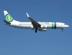 F-GZHK, Boeing 737-8K2(WL), 37790 / 4824, Transavia France, ORY/LFPO 2018-05-07, short finals to runway 06/24. (alaindurandpatrick) Tags: fgzhk 377904824 737 738 737800 737nextgen boeing boeing737 boeing737800 boeing737nextgen jetliners airliners to tvf francesoleil transaviafrance transavia airlines ory lfpo parisorly airports aviationphotography