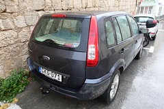 Ford Fusion 2 (D70) Tags: european ford fusion high roof bsegment mini mpv based fiesta supermini manufactured marketed europe 2002 2012 launched august fusion2
