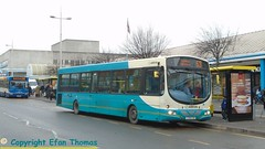Arriva North West Wrightbus VDL Pulsar CX58 EXB 2911 - Bootle (Efan Thomas Bus Spotting Photography) Tags: arriva north west wrightbus vdl sb200 pulsar cx58exb 2911