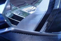 Day #3967 (cazphoto.co.uk) Tags: abstract blue car corrugated headlight plastic polo vw project365 beyond3653 101118 panasonic lumix dmcgx8 panasonic1235mmf28lumixgxvarioasphpowerois