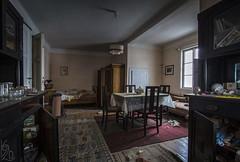 One of Many / Jeden z mnoha (katka.havlikova) Tags: abandoned house maison room lost derelict decay urbex urbanexploration czech czechrepublic českárepublika čechy opuštěný dům pokoj