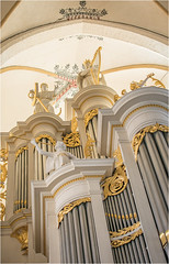 Bergkerk Deventer (Orgelpracht) Tags: deventer d3400 nederland nikon netherlands nl architecture architectuur interieur interior organ orgel orgue organo holland wood höltgrave city church kerk kirche