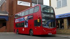 Herts Acquisition (londonbusexplorer) Tags: sullivan buses adl enviro 400 e53 dn33627 sn11bnx 298 arnos grove potters bar tfl london