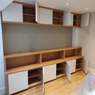 Media/Storage cabinets