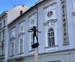 Brno (stefan aigner) Tags: brno brünn czechrepublic statue tschechien tschechischerepublik