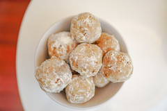 2018.12.07 Low Carbohydrate Walnut Snowball Cookies, Washington, DC USA 08986