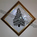 """Merry Christmas"" by R Horton, mosaic, $250.00"