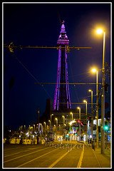 IMG_0115 Blackpool Tower (Scotchjohnnie) Tags: blackpool blackpoolilluminations blackpooltower lancashire landmark lowlight longexposure canon canoneos canon6d canonef24105mmf4lisusm scotchjohnnie