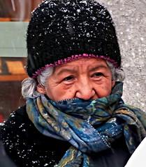 Ces vieilles dames ...1 (Trebor M.) Tags: femmes women mujers hiver winter portraits vieillesdames personnesâgées