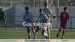 CD Castellón B 3-0 CF Huracán (12/01/2019), Jorge Sastriques