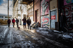 trumbell-7007 (FarFlungTravels) Tags: county northeast alley alleyway davegrohl ohio travel trumbell warren
