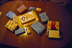 Bryce's Ninth Birthday (Stabbur's Master) Tags: birthday birthdayparty birthdaypresents birthdaycake kidsbirthdayparty kidsbirthday childsbirthdayparty