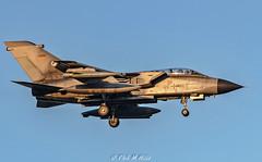 Tornado (Zorro Photography) Tags: tornado luftwaffe rafleeming sunset fighterbomber
