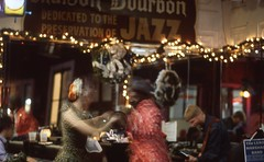 Blur (TAZMPictures) Tags: neworleans jazz frenchquarter bourbonstreet