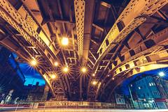 Steel snapper (Blende57) Tags: bochum stadtbochum railwayunderpass unterführung brücke bridge wideangle urbanexploration urbanphotography urban city ruhrgebiet ruhrdistrict weitwinkel