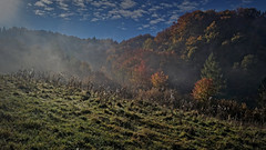 Autumn light (lucjanglo) Tags: poland pieniny szczawnica travel europe