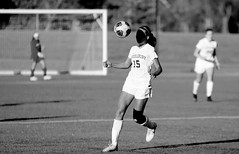 Soccer eclipse (stephencharlesjames) Tags: soccer womens sport college sports ball shadow ncaa middlebury vermont ithaca
