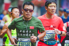 LD4_9269 (晴雨初霽) Tags: shanghai marathon race run sports photography photo nikon d4s dslr camera lens people china weekend november 2018 thousands city downtown town road street daytime rain staff