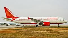 Air India Airbus A320 VT-EDC Bangalore (BLR/VOBL) (Aiel) Tags: airindia airbus a320 vtedc bangalore bengaluru