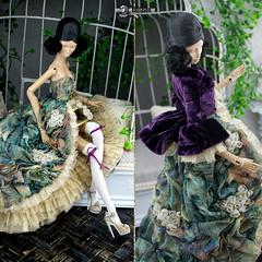 DSC_0661 (Dollfason) Tags: авторская кукла коллекционная полина мяловская vivid dolls porcelain фарфор