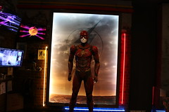 """The Flash costume from Justice League (2017) • <a style=""""font-size:0.8em;"""" href=""""http://www.flickr.com/photos/28558260@N04/31252075727/"""" target=""""_blank"""">View on Flickr</a>"""