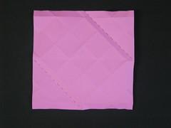 Cubic masu with handles Tuto step 5 (Mélisande*) Tags: mélisande origami box masu