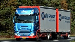 NL - HWT Wind Transport DAF XF 106 SSC (BonsaiTruck) Tags: hwt wind daf lkw lastwagen lastzug truck lorry camion caminhoes