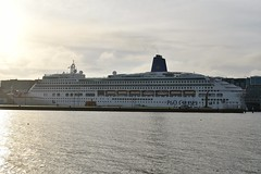Aurora (Hugo Sluimer) Tags: cruiseship cruise cruises cruiser cruiseportamsterdam amsterdam noordholland nederland holland cruiseterminal cruiseschip nikon nikond500 d500