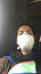 I use a mask on CNGs (it actually helps) (olive witch) Tags: 2018 abeerhoque bangladesh bd day dec18 december dhaka me outdoors