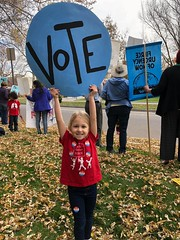 Election Day Photo from Colorado!