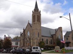 St. Joseph Roman Catholic Church (1910) - Circleville, OH (jaci starkey) Tags: 2012 ohio pickawaycounty churches