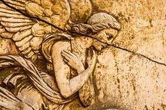 San Silvestro in Capite (ab629) Tags: romanesque baroque sansilvestroincapite rome angel