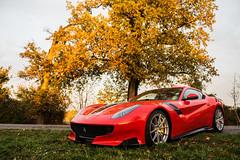 Ferrari F12 TDF (CR-Virage) Tags: ferrari finali mondiali monza 2018 tdf fall autumn red sun sunrise