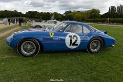 1961 Ferrari 250 GT sperimentale 2643GT (pontfire) Tags: 1961 ferrari 250 gt sperimentale chantilly arts élégance 2017 et peter auto richard mille prototypo prototype gto bleue blue blu 12 2643gt scuderia
