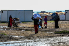 BCF Delivers Aid to IDPs in Namrud and Salamiya camps in Nineveh (16)
