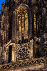 Münster, St.-Lamberti-Kirche (dietmar.rabich) Tags: bauwerk bauwerke deutschland germany kirche kirchen lambertikirche langzeitbelichtung münster münsterland nacht nordrheinwestfalen northrhinewestphalia sakralbau sakralbauten stlambertikirche de