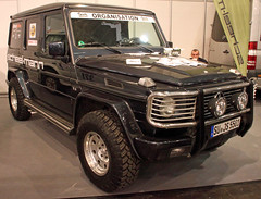 G Class (Schwanzus_Longus) Tags: essen motorshow german germany modern car vehicle mercedes benz 4x4 awd 4wd offroad offroader suv g class klasse wagen wagon