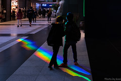 rainbow (t.kunikuni) Tags: 東京都 日本 jp 東京 大手町 虹 tokyo otemachi ootemori 千代田区
