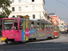 IMG_4187 (-A l e x-) Tags: bratislava slovakei tram strassenbahn tramway slovakia 2006 öpnv reise verkehr öffis