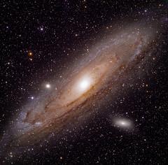 Andromeda Galaxy (M31) (yecatsiswhere) Tags: m31 andromeda galaxy stargazing dsw space stars deepsky night sky deepskywest astronomy wwwdeepskywestcom mexico observatory astrophotography