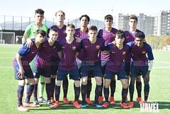DSC_9616 (VAVEL España (www.vavel.com)) Tags: fcb barcelona barça masia cadete base cantera formativo nàstic dh fútbol football futebol soccer blaugrana azulgrana