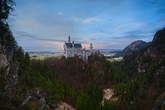 Neuschwanstein castle (l.cutolo) Tags: alps sony purplesky bavaria worldtrekking ononeraw2019 tlp worldtrekker ngc castle landscape onone scape vignette pink mountains saturation southtyrol daytime winter lucacutolo sonya7iii neuschwanstein germany perfecteffect onesoftware fantasy sonyfe1635mmf28gm