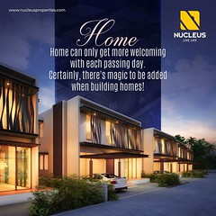 Home can only get more welcoming with each passing day. Certainly, there's magic to be added when building homes!   Live Life with Nucleus Premium Properties!  #homesweethome  #LiveLife #LuxuryHomes  #LiveLife #livelifetothefullest #LuxuryApartment  #Kera (nucleusproperties) Tags: beautiful life livelife elegant style kerala luxuryapartment luxurylife livelifetothefullest lifestyle india luxury villa comfort apartment nature architecture luxuryhomes homesweethome interior gorgeous design elegance environment exquisite view atmosphere home
