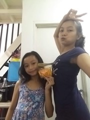 Ashley and I (ghostgirl_Annver) Tags: asia asian girls annver ashley sisters teens children kids daughters family siblings