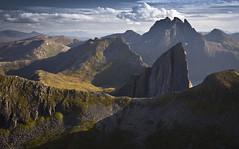 my dreamland (Ela Dzimitko) Tags: norway norwegia senja arctic arcticislands arcticcircle farnorth kongen instekongen hesten segla fjordgard troms nordnorge norge hiking wildcamp wildcamping wilderness summitview summit peak outdoor eladzimitko stunningoutdoors canon5dmk4 canon2470f28