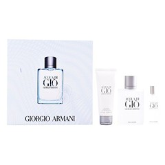 Men's Perfume Set Acqua Di Gio Armani (3 pcs) (STRASHOP) Tags: love instagood me tbt cute follow followme photooftheday happy tagforlikes beautiful self girl picoftheday like4like smile friends fun like strashop perfumes original gifts